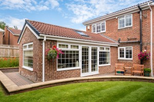 House Extensions in Macclesfield by the Home Building Company